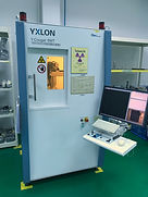 Yxlon X-ray machine NDI