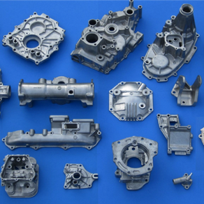 Die casting for automotive parts