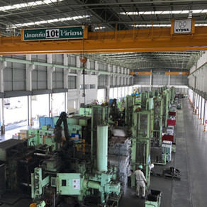 Full Robotized die casting line