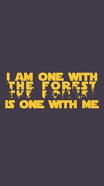 Women's Hemp Printed T-Shirt: Forest