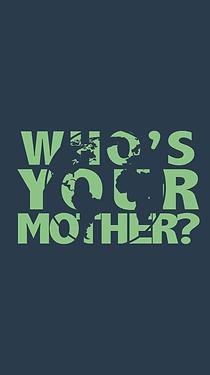 Men's Hemp Printed T-Shirt: Mother