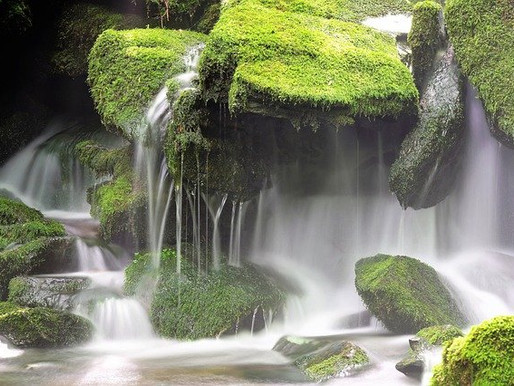 Blessed Waterfall