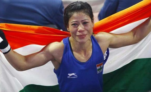 Mary Kom : When Dedication meets Determination, Success incarnates from the Deep Passion