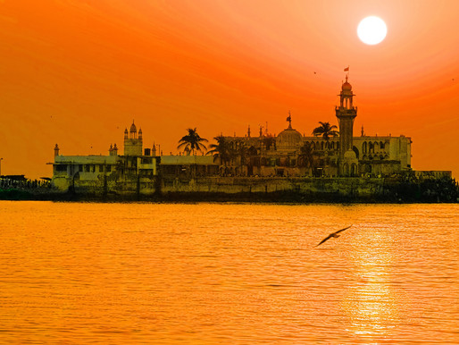 Wellness Wi-Fi at Haji Ali
