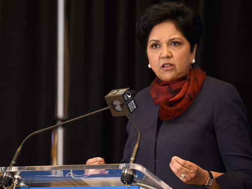Indra Nooyi – breaking the odds