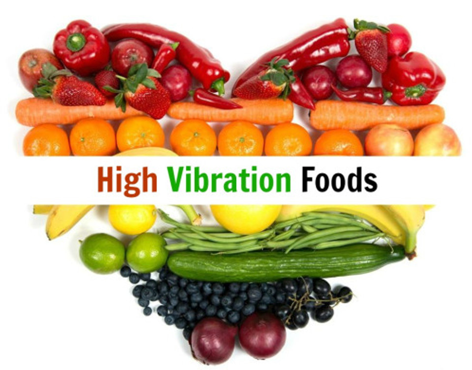 high-vibration-foods