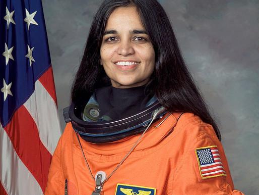 A tribute to Kalpana Chawla
