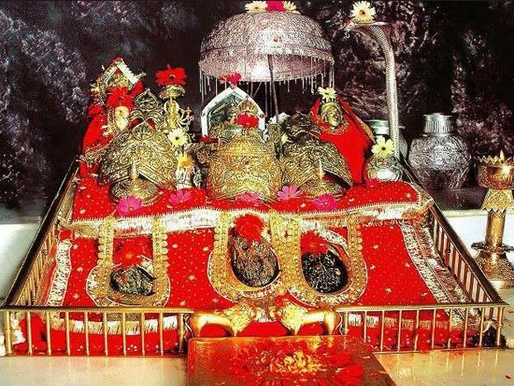 Majesty of the Jammu – The Blest Trikuta Goddess, Maa Vaishnavi…