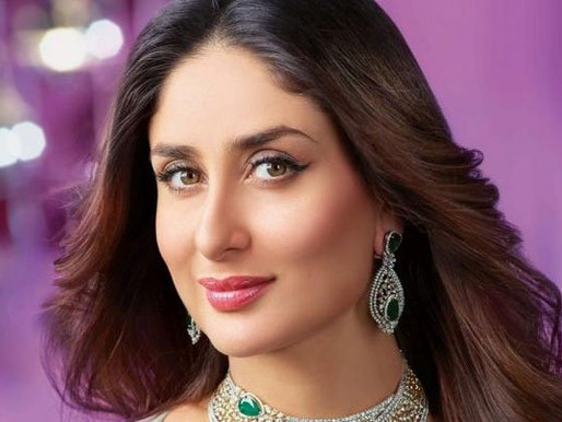 When I met Kareena Kapoor in my dreams