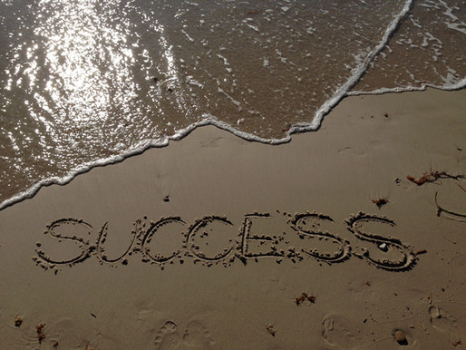 A S(MILE) OF SUCCESS