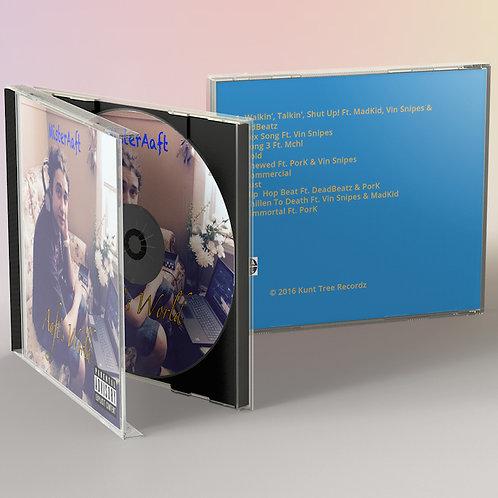 MisterAaft - Aaft's World (cd)