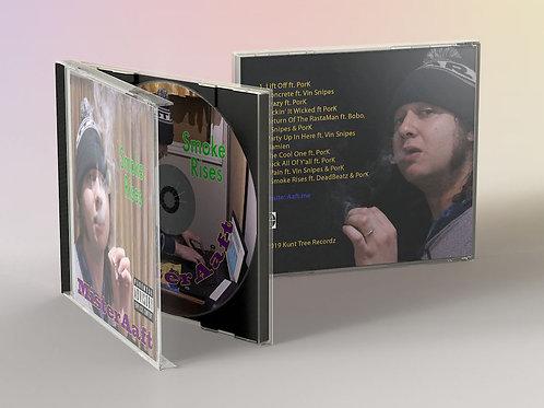 MisterAaft - Smoke Rises (cd)