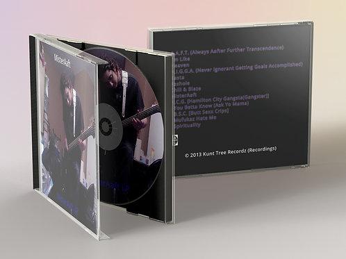 MisterAaft - MisterAaft LP (cd)