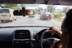Driver in Jamaica