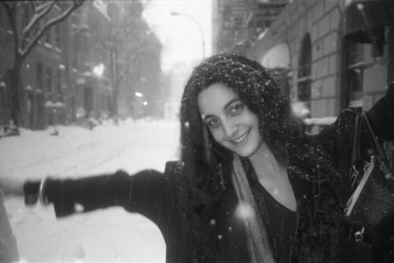 Leslie Kabla in Manhattan