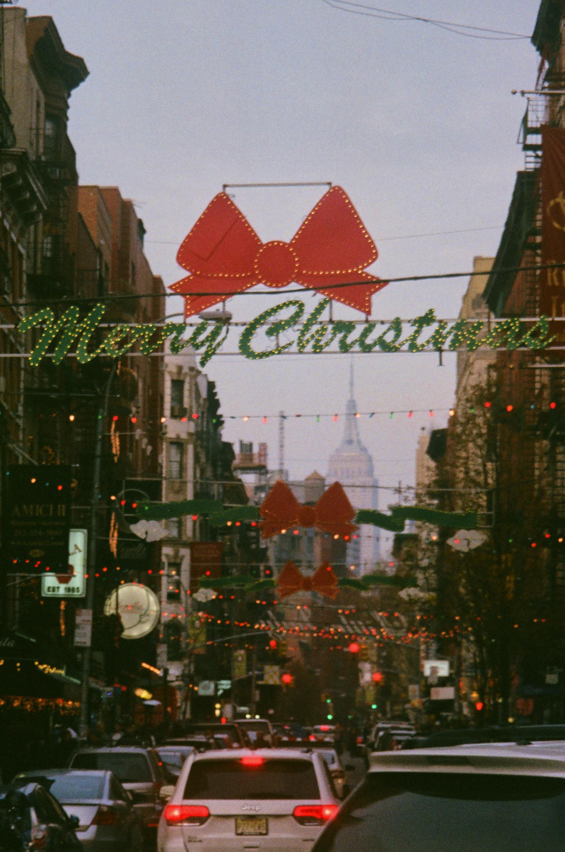 New York Xmas 2015