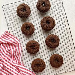 NBD, just Paleo Chocolate Donuts