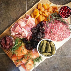 Happy Thanksgiving from my charcuterie b