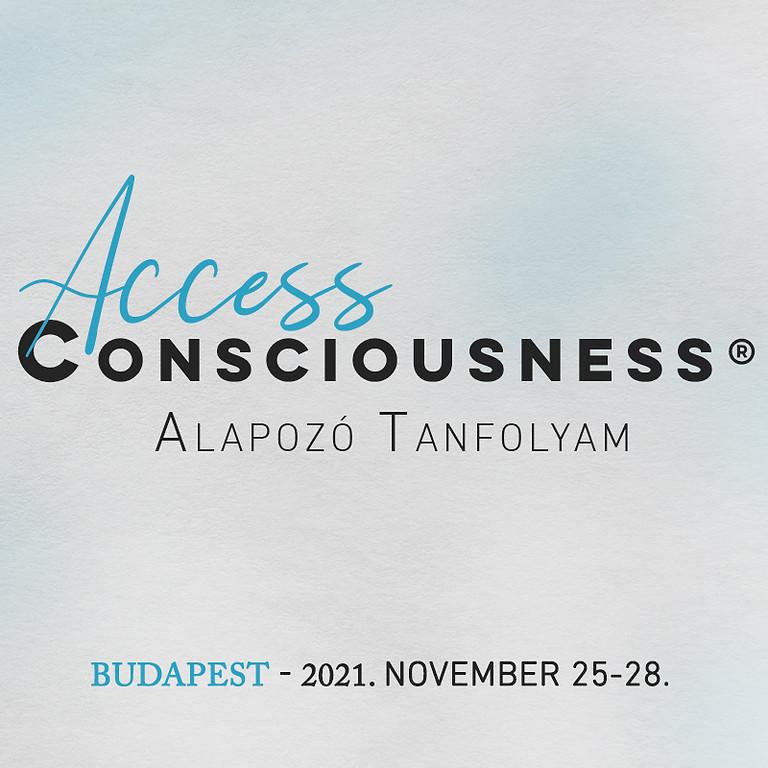 Access Consciousness® Alapozó tanfolyam // Budapest & ONLINE