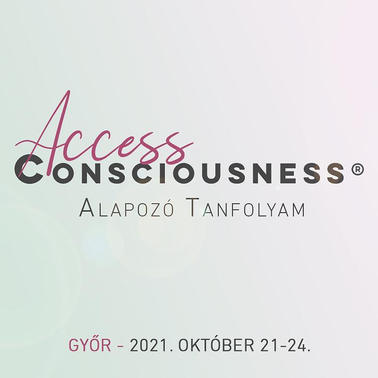 Access Consciousness® Alapozó tanfolyam // Győr & ONLINE