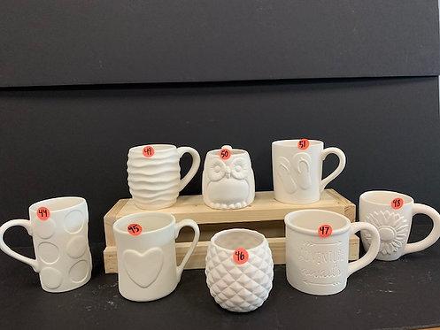 Mug Pottery Package