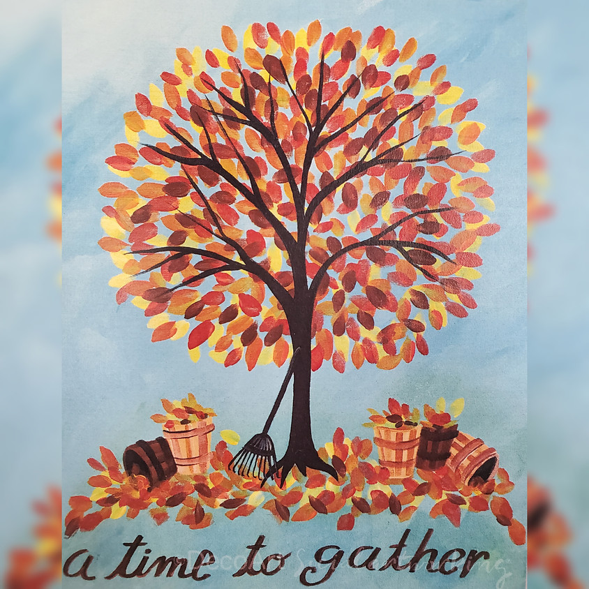 A Time To Gather Workshop