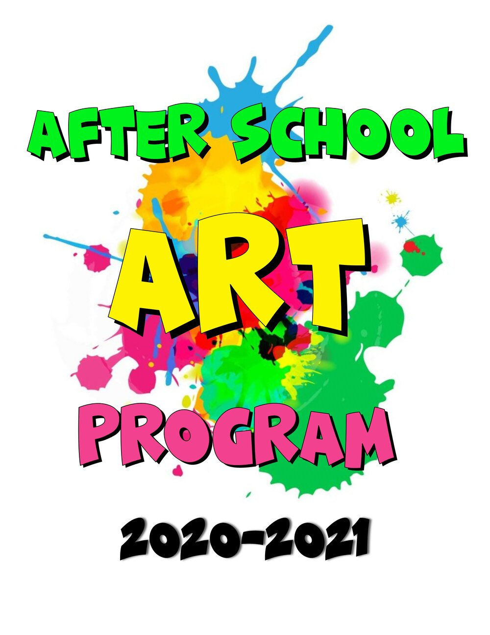 After School Art Camp (Daily)