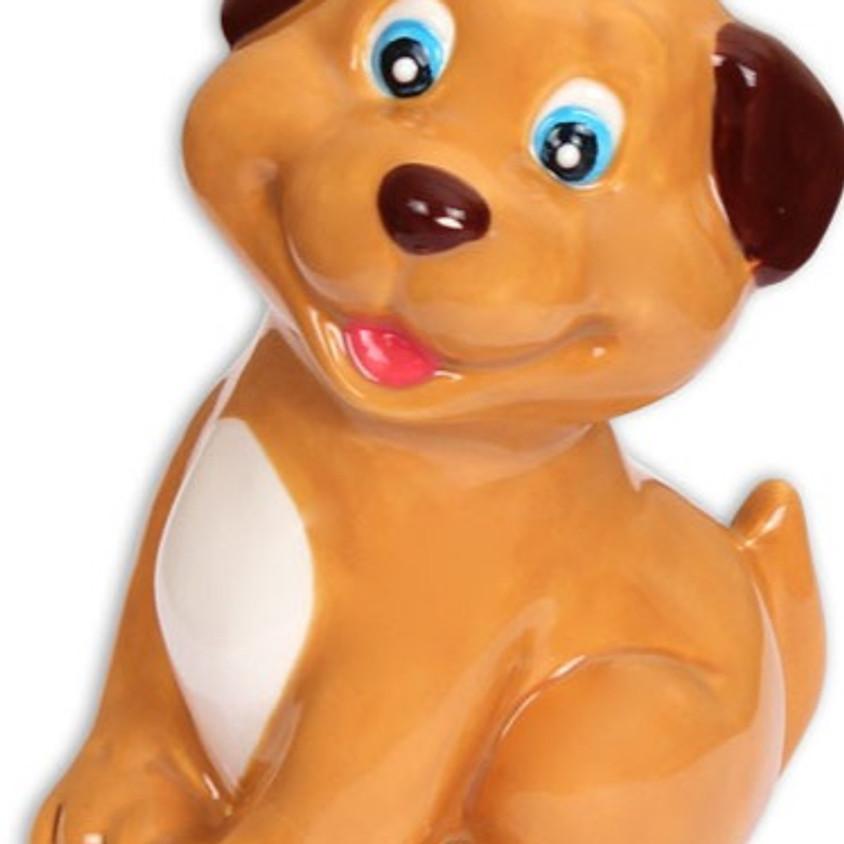 Preschool Social Art Hour- WOODY THE DOG