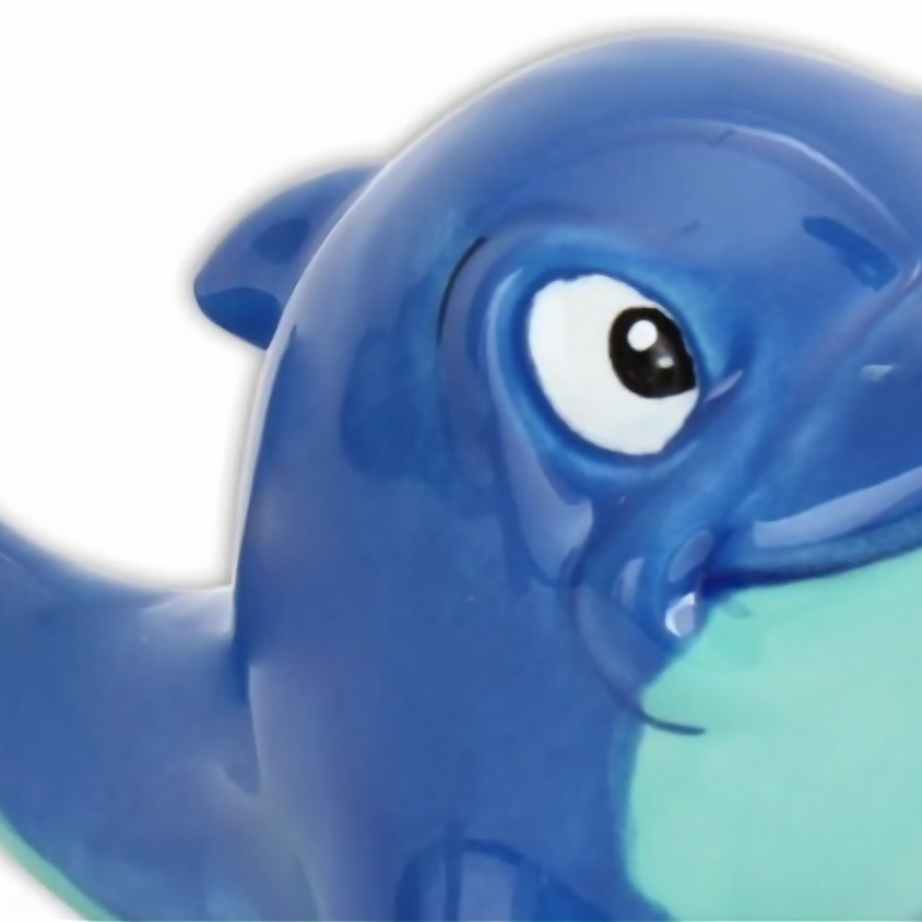 Preschool Mini Masterpiece Hour- Dexter the Dolphin