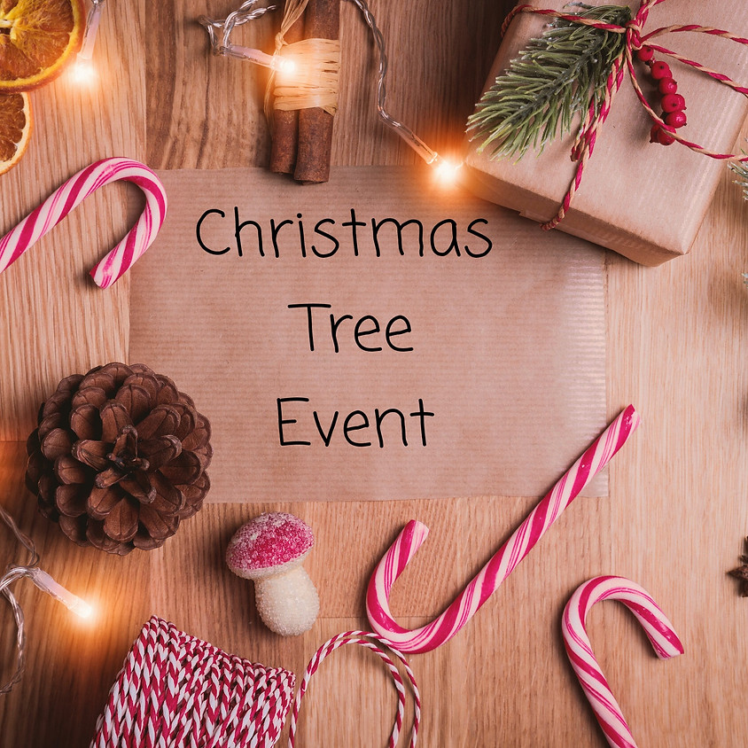 Vintage Christmas Tree Painting Event (September)