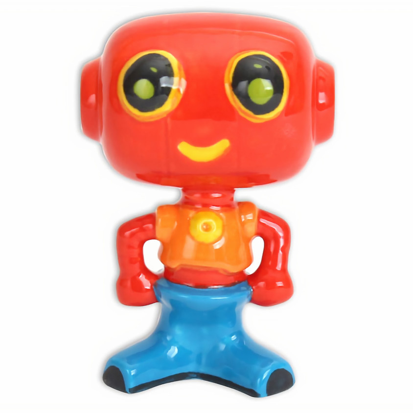 Preschool Mini Masterpiece Hour- Turbo the Robot