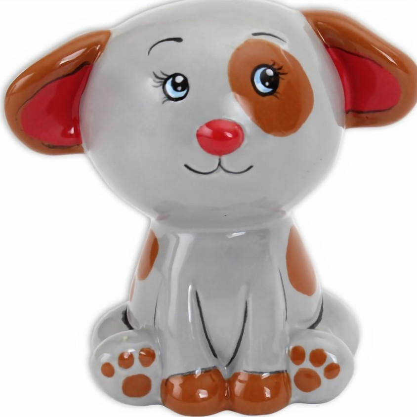Preschool Social Art Hour- DOG