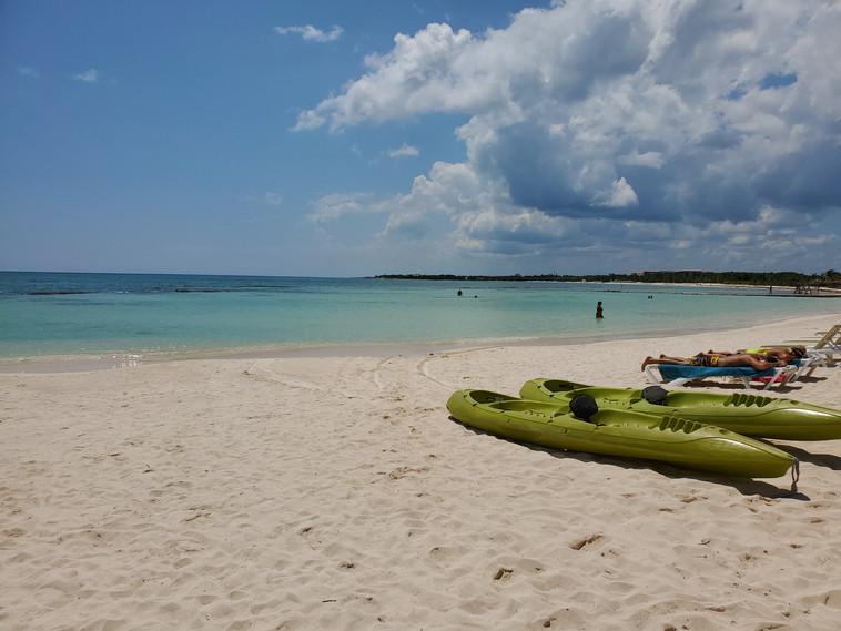 El Dorado Seaside Suites Beach 2