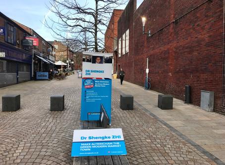 Coronavirus: Altrincham Business Survey