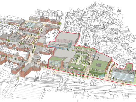 #FutureAltrincham: PUBLIC CONSULTATION on Stamford Quarter FUTURE VISION