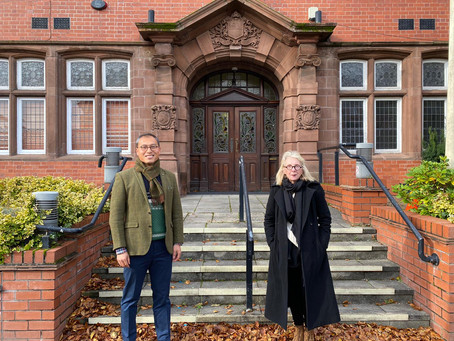 Stop selling off Altrincham town hall, please keep it for community use