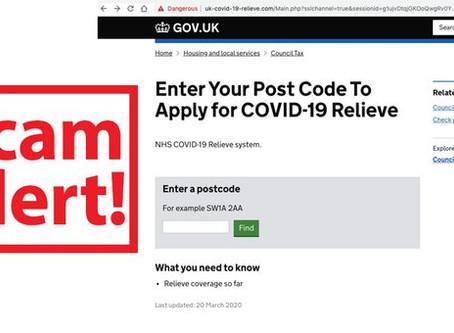 Coronavirus:Warning from GM Police on Emerging Scam