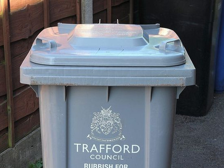 Coronavirus: important information about your bin collections in Trafford Council