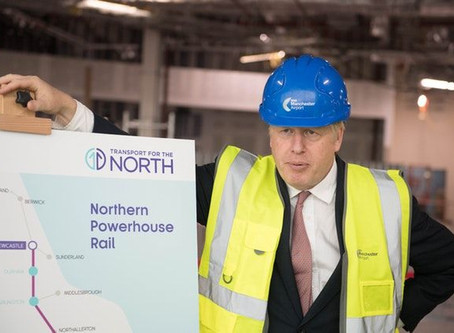 Response to Rail in the North