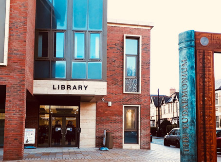 Coronavirus: Altrincham Library will reopen from 6th July