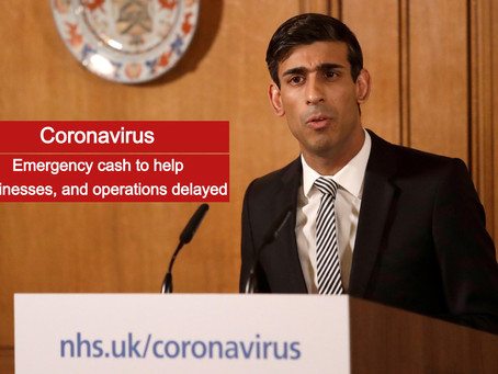 Coronavirus: Millions to claim as UK furlough scheme goes live