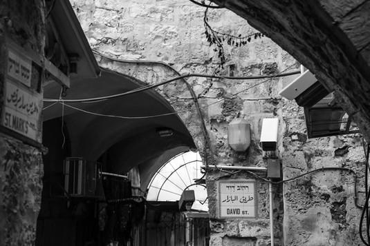 David Street, Israel