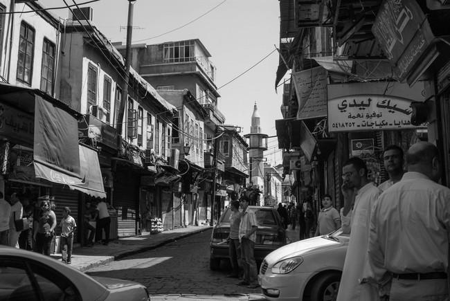 Bab Tooma, Damaskus