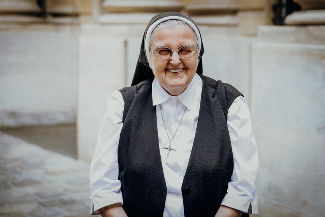 Schwester Cäcilia Kotzenmacher