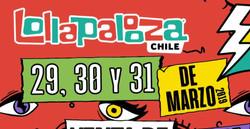 Lollapalooza Chile 2019 logo