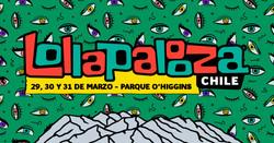 Lollapalooza Chile logo