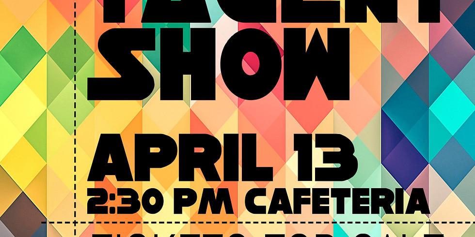 Talent Show Rehearsal: Dismissal Pass, April 11th