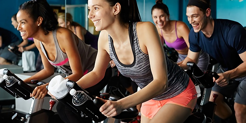 Spinning Class with Virginia