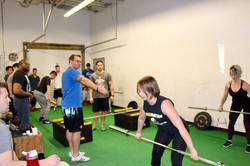 APCC Weightlifting Seminar 16'