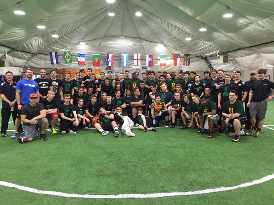 Pro Player U High School Combine 16'